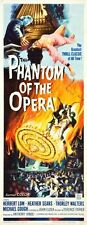 Phantom Of The Opera 14x36 Insert Movie Poster Replica