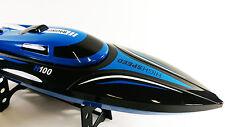 Radiocomando 2.4g RC auto DESTRA TIMONE ad alta velocità Prestazioni Servo Velocità Barca
