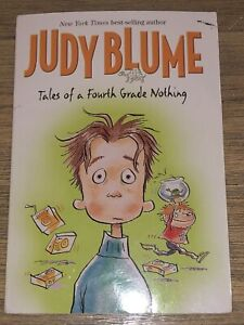 Tales of a Fourth Grade Nothing by Judy Blume 2002 Paperback