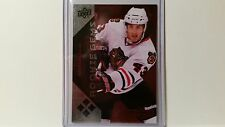 2011-12 Black Diamond Brandon Saad RC Quad Diamond Ruby (Red) 20/100