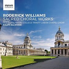 Trinity Laban Chapel Choir - Roderick Williams: Sacred Choral Works [CD]