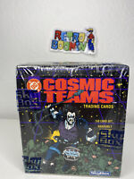 1993 Skybox DC Comics Cosmic Teams Trading Cards Sealed Box 36 Packs BRAND NEW
