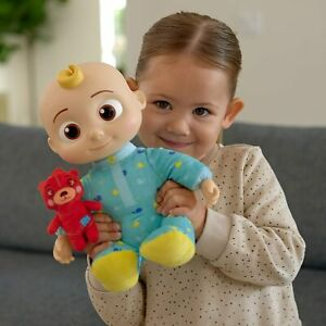 CoComelon Musical Bedtime JJ Plush Doll - Australian Post & Xmas Early