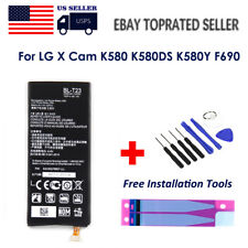 BL-T23 Battery For LG X Cam K580 K580DS K580Y F690 2430mAh New Replacement US