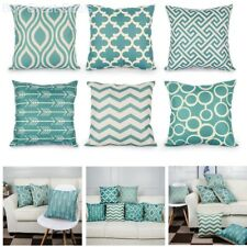 Chair Cushion Cover Pad Seat Patio Outdoor Sofa Home Furniture Cotton Set Of 6