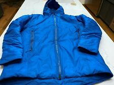 NWT $499 Patagonia Micro Puff Storm Jacket - Extra Large - Balkan Blue