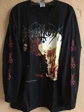 Nargaroth long sleeve M shirt Satanic warmaster Black metal Horna Darkthrone