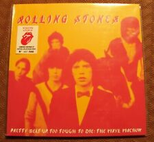 """ROLLING STONES """"PRETTY BEAT UP TOO TO TOUGH TO DIE VINYL VIRCHOW """"LP STUDIO 82/3"""