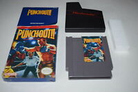 Punch-Out Nintendo NES Video Game Complete in Box