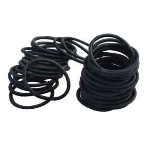 100Pcs Hair Ties Cute Elastic Rope Hair Bands Ponytail Holder for Girls Kids Lot