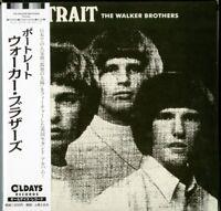 WALKER BROTHERS-PORTRAIT-JAPAN MINI LP CD BONUS TRACK C94