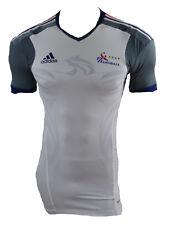 Adidas Techfit France Jersey Shirt T-Shirt Size XL Training Top