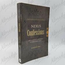 Nexus Confessions Volume One Lindsay Gordon Erotica FREE SHIPPING Aussie Seller