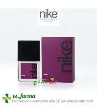 Nike Colors Premium Edition perfume Mauve Woman mujer Eau de toilette colonia