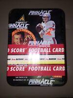 Pinnacle Score NFL Football Sport Cards 150 New Tin 1997 John Elway Quarterback