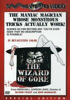 The Wizard of Gore [New DVD] Special Edition