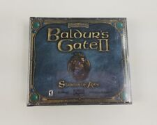 Baldur's Gate 2 II: Shadows of Amn (PC, 2000) 4 Disc Set