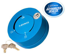 NRG Steering Wheel Quick Release Quick Lock Blue SRK-101BL