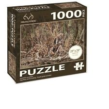 """Realtree - The Calling - 1000 Piece Puzzle 29"""" x 20"""""""