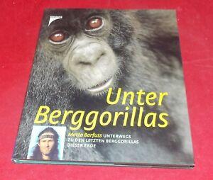 Unter Berggorillas - Matto Barfuss unterwegs zu den letzten Berggorillas dieser