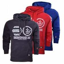 Crosshatch Graphic Regular Hoodies & Sweats for Men