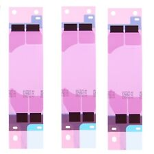 Para iPhone 8 3 paquete de reemplazo de cinta adhesiva de batería con lengüetas de extracción