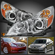 For 2010-2014 Subaru Legacy Outback Projector Headlights Replacement Left+Right (Fits: Subaru)