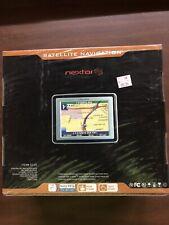 Nextar X3-03 Automotive Mountable Satellite GPS Navigation Mp3 Player