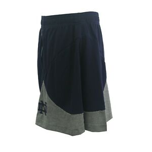 Notre Dame Fighting Irish Kids Youth Size NCAA Official Athletic Shorts New Tag