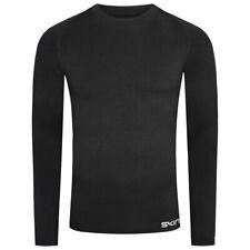 Skins DNAmic Base Herren Funktionsshirt Sport Shirt DY00010059001 schwarz neu