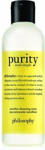 Purity Made Simple Micellar Cleansing Water by Philosophy, 6.7 oz