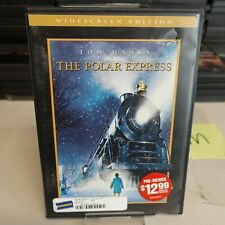 The Polar Express - Tom Hanks Widescreen 60% Off 4+ Dvd $2 Each
