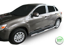 MITSUBISHI ASX 2010-2016 Side bars CHROME stainless steel side steps
