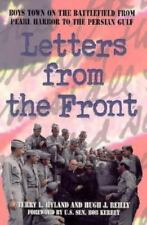 Letters from the Front: Boys Town on the Battlefield from Pearl Harbor to the