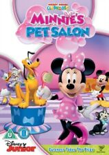 Mickey Mouse Clubhouse Minnie's Pet Salon DVD *NEW & SEALED*