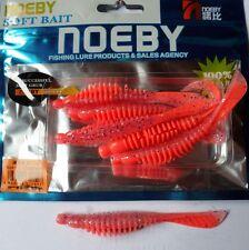 Noeby pêche leurre souple odorant Worm 10cm 3,5g couleur 210