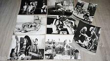 Sadomania jess Franco! tres rare press photos film cinema vintage sexy