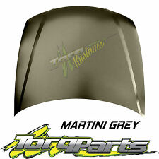 BONNET MARTINI GREY SUIT HOLDEN COMMODORE VY 02-04 HOOD ALL EXEC SS HSV CALAIS
