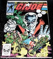 G.I Joe 22C (9.0) 1st Print - 1982 Series Marvel Comics