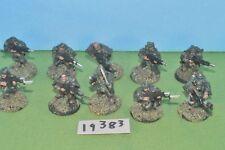 Articolo scifi/40k-Guardia Imperiale 10 Guardie al seguito Squad - (19383)