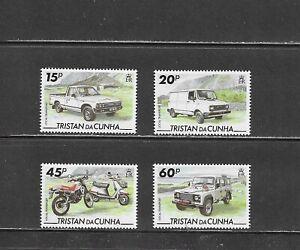 Tristan da Cunha-  Lot 592, Mint, NH.  Sc# 558=61