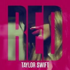 "Taylor Swift ""red (Deluxe Edition)"" 2 CD mercancía nueva"