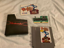Rockin Kats Cart, Sleeve, Manual - Authentic - Nintendo NES