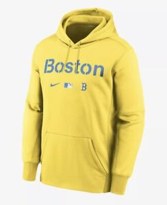 Boston Red Sox Sold Out Nike Therma City Connect Hoodie Marathon XL - In Hand