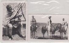 colonie italiane  2 foto africa orientale