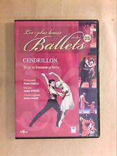 DVD BALLET / CENDRILLON / EVA PETTERS / STAATSOPER DE VIENNE / TRES BON ETAT