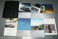 2012 Mercedes Benz SLK350 SLK 350 Class Owners Manual  (w/Harmon / Kardon CD)