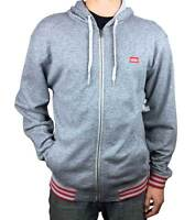 VANS. Off the Wall. Men's Fleece Hoodie Zip Up Jumper. Various Colours and Sizes