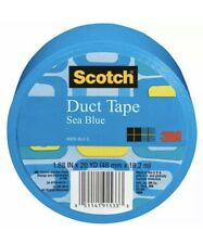 New listing Scotch Duct Tape, Sea Blue, 1.88-Inch by 20-Yard