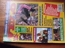 1µ??  Revue VELO n°1 1993 Paris-Roubaix Fondriest Zulle Sorensen Duclos